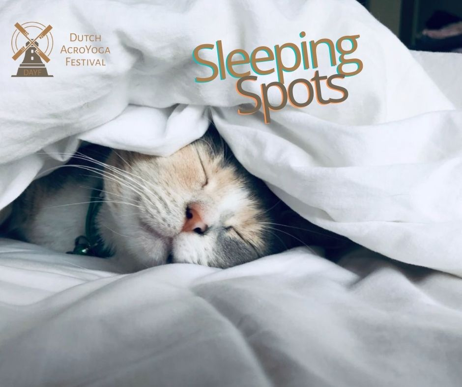 Sleeping Spots